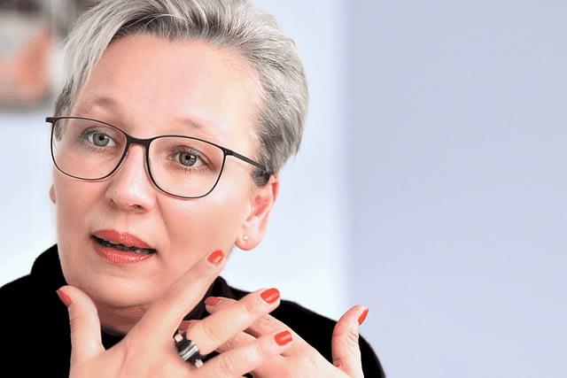 Iris Bothe für Wolfsburg