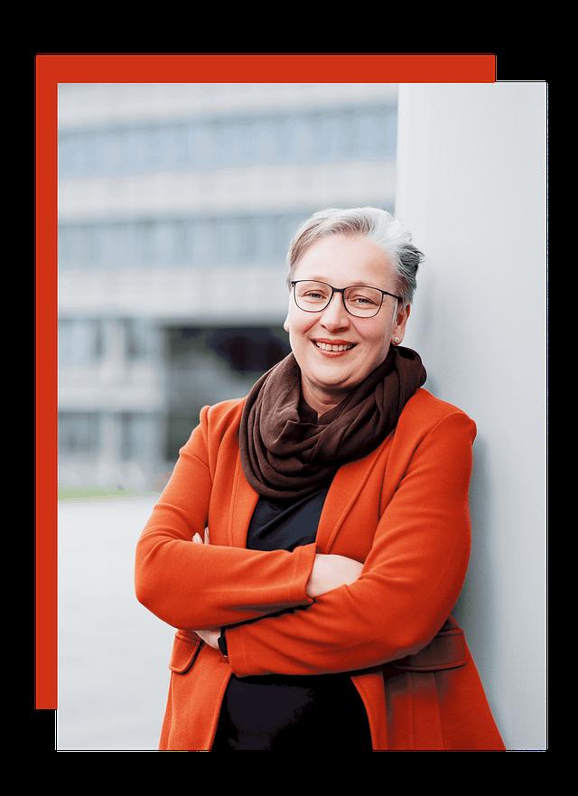Iris Bothe - Wolfsburg gemeinsam bewegen!